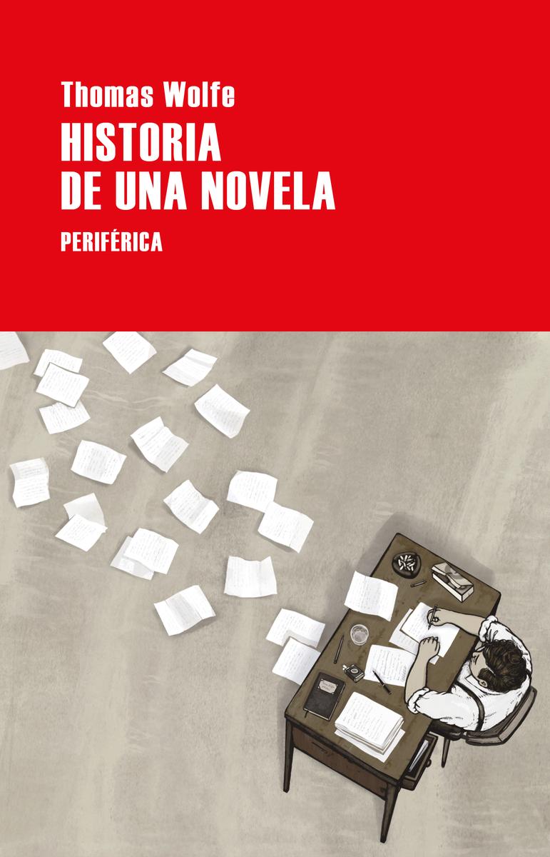 Historia de una novela: portada