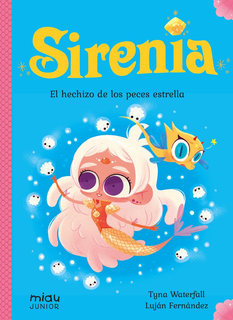 SIRENIA 2: portada