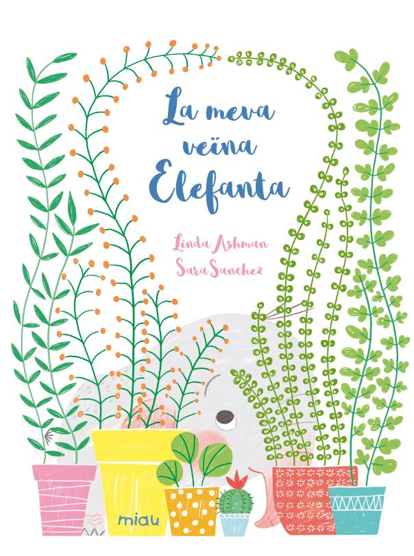 LA MEVA VEÏNA ELEFANTA: portada