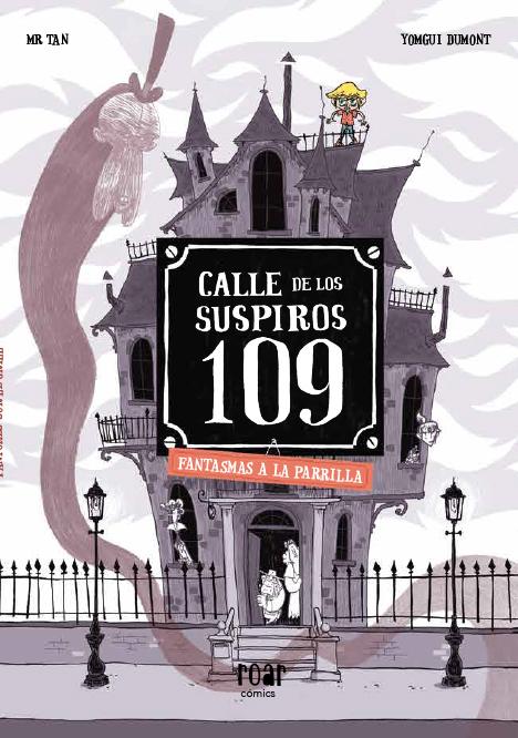CALLE DE LOS SUSPIROS II: portada