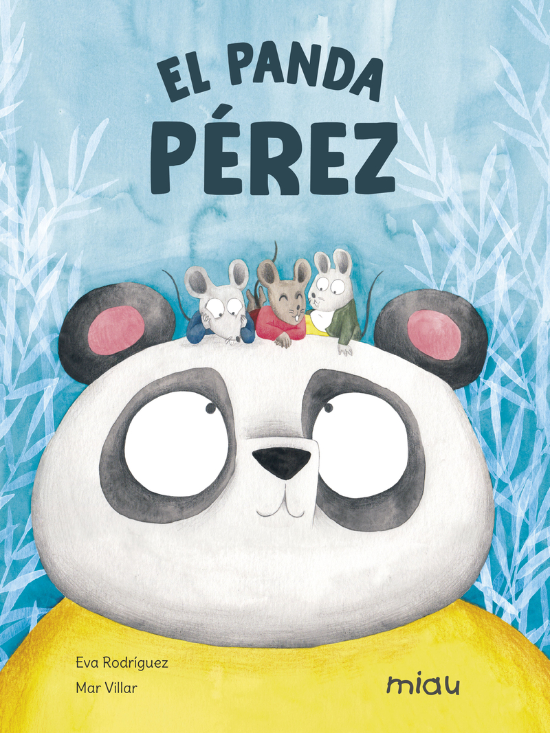 El Panda Pérez: portada