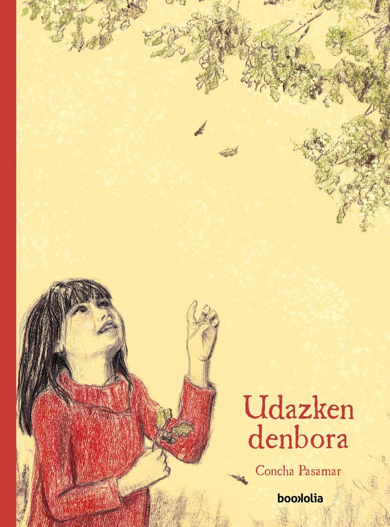 Udazken denbora: portada