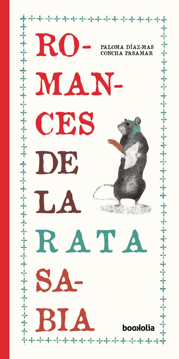 Romances de la Rata Sabia: portada