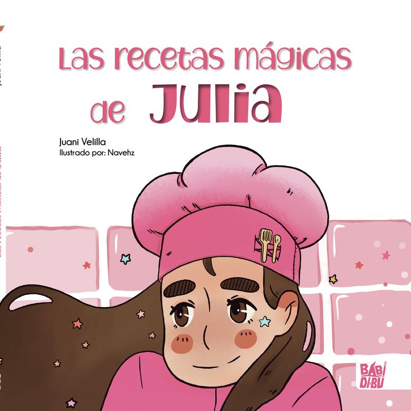 Las recetas mágicas de Julia: portada