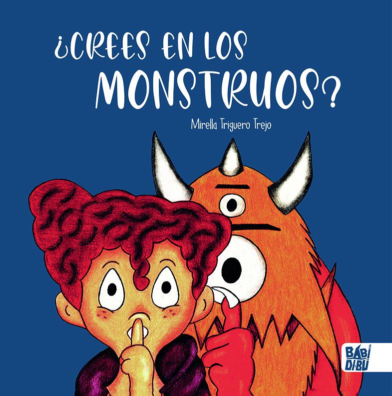 ¿Crees en los monstruos?: portada
