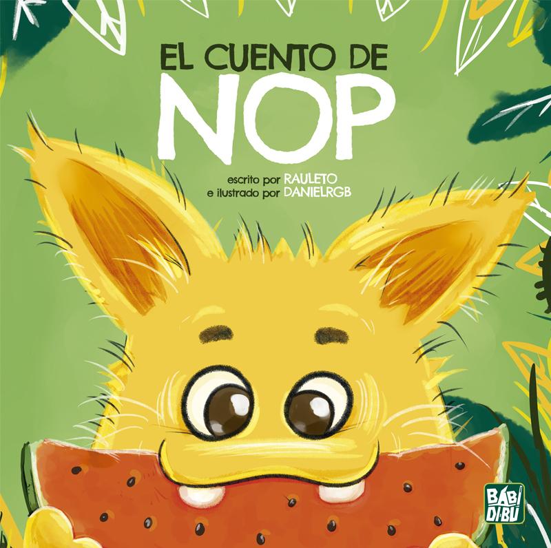 El cuento de Nop: portada