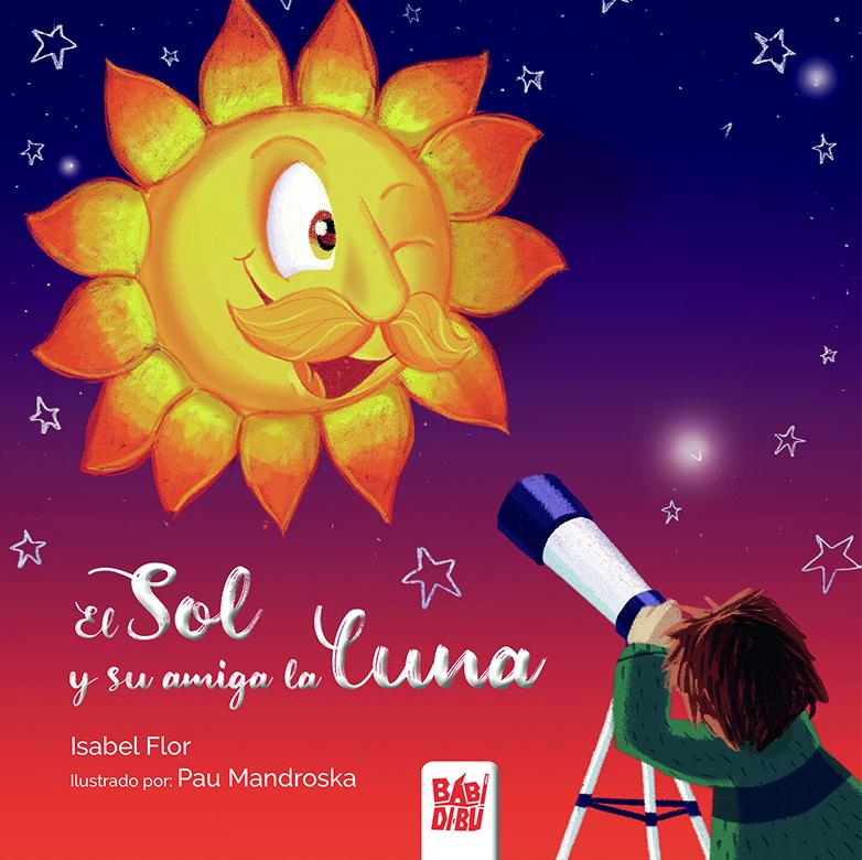 El Sol y su amiga la Luna: portada