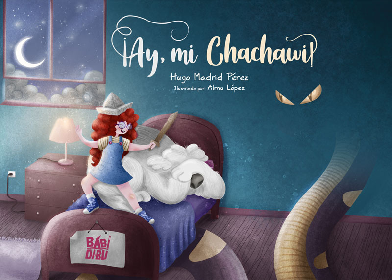 ¡Ay, mi Chachawi!: portada
