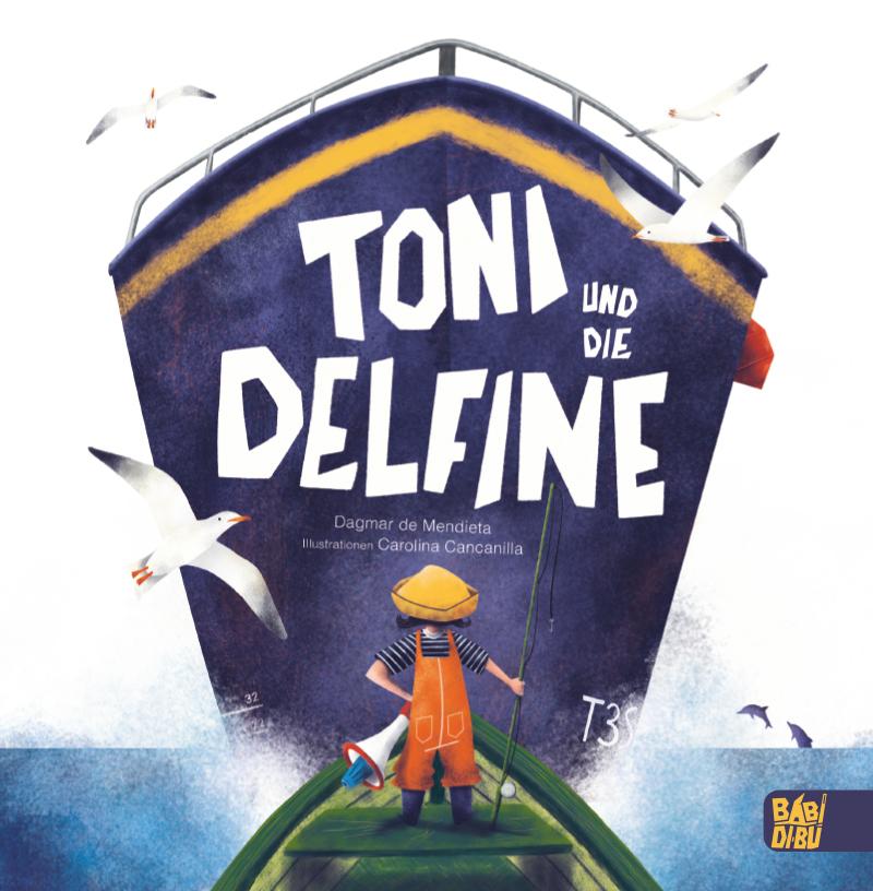 Toni und die Delfine: portada