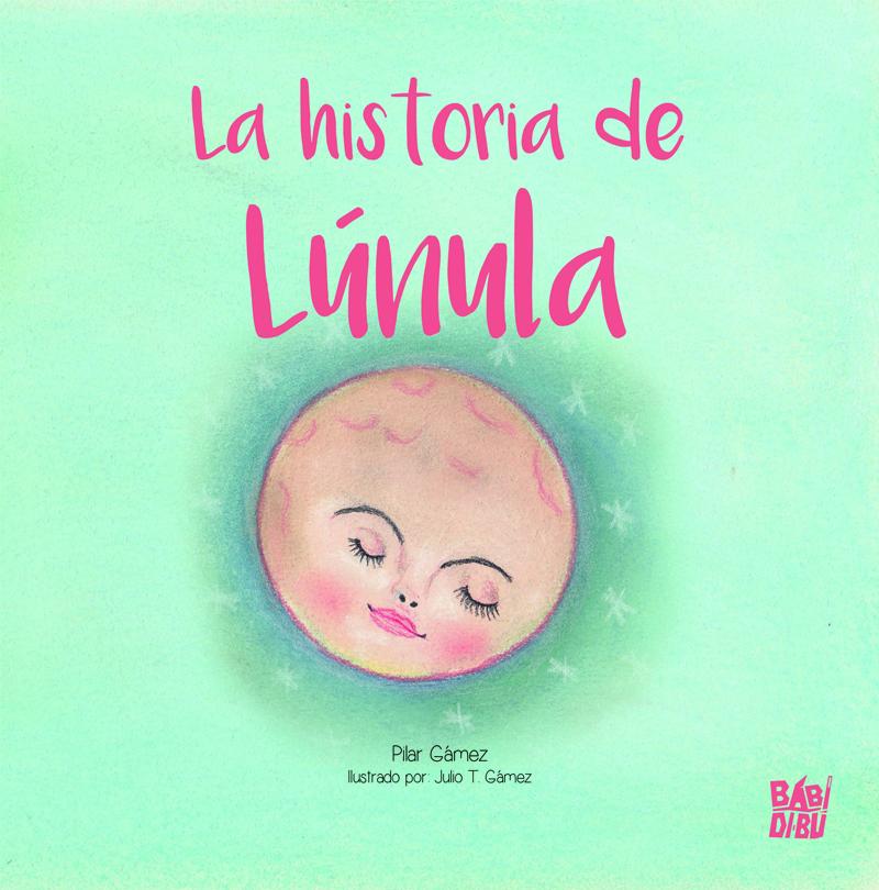 La historia de Lúnula: portada