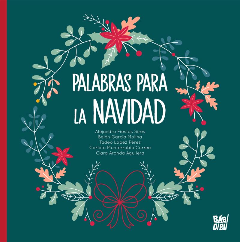 Palabras para la Navidad: portada
