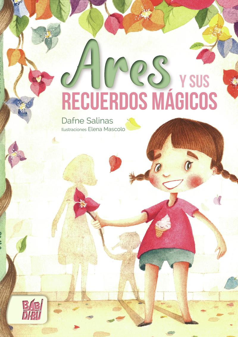 Ares y sus recuerdos mágicos: portada