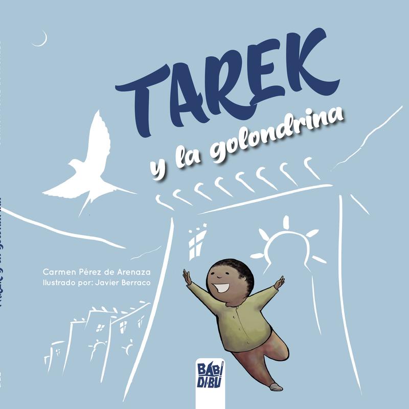 Tarek y la golondrina: portada