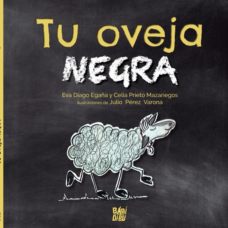Tu oveja negra: portada