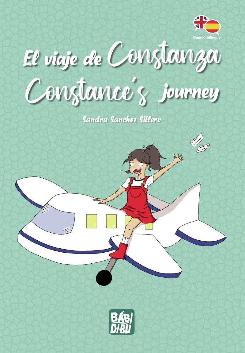 El viaje de Constanza / Constance´s Journey: portada
