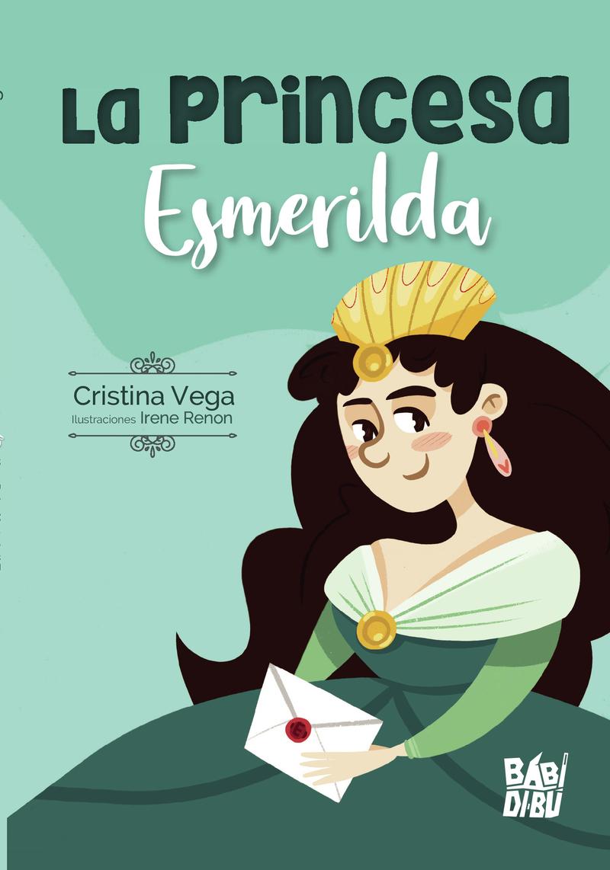 La princesa Esmerilda: portada