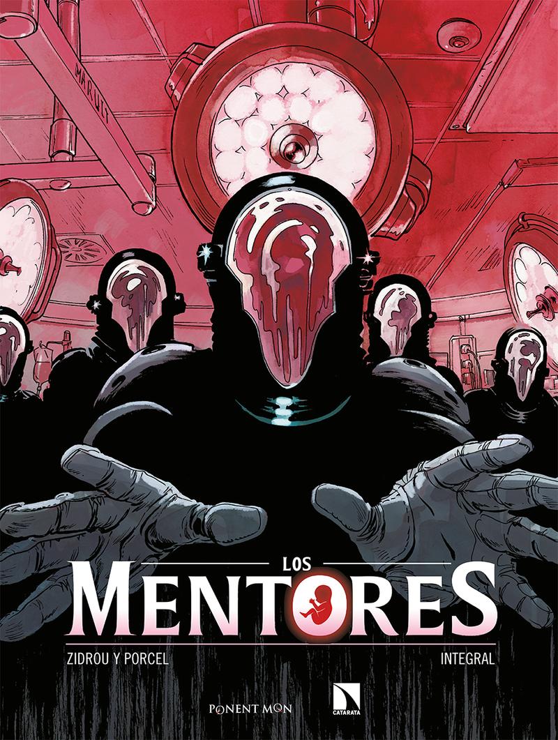 Los mentores: portada