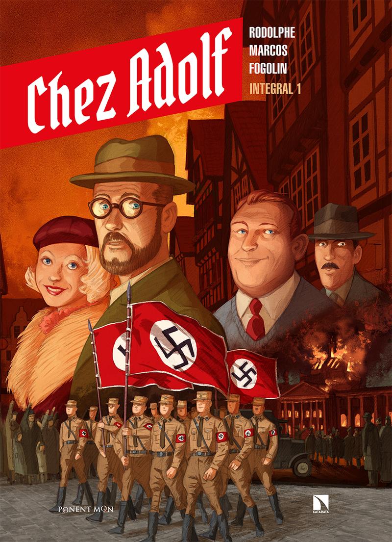Chez Adolf: portada