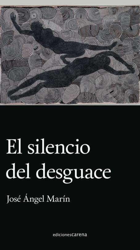El silencio del desguace: portada