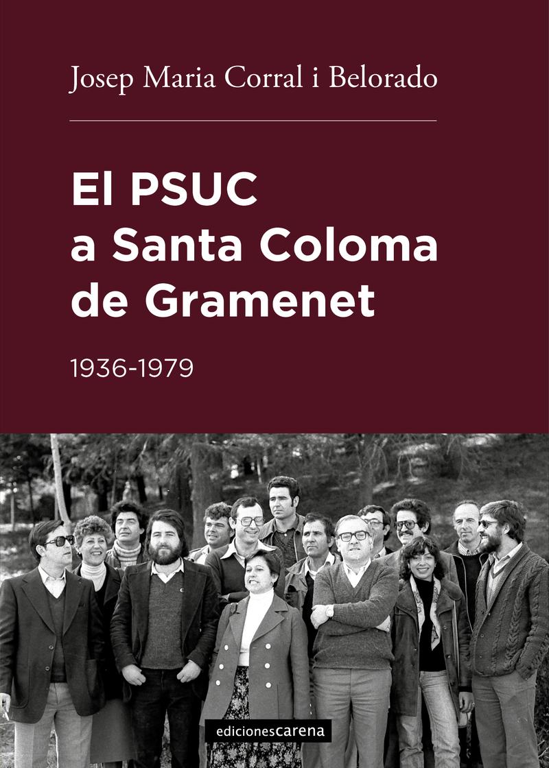 El PSUC a Santa Coloma de Gramenet: portada