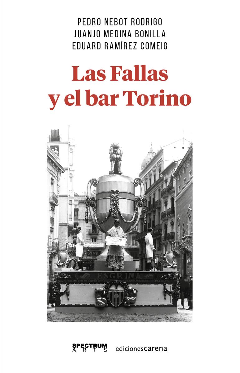 Las fallas y el bar Torino: portada
