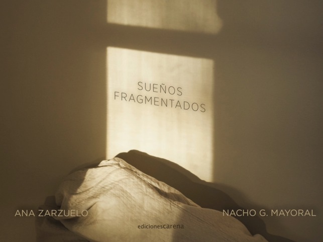 Sueños fragmentados: portada