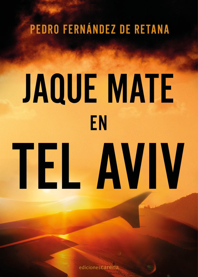 Jaque Mate en Tel Aviv: portada