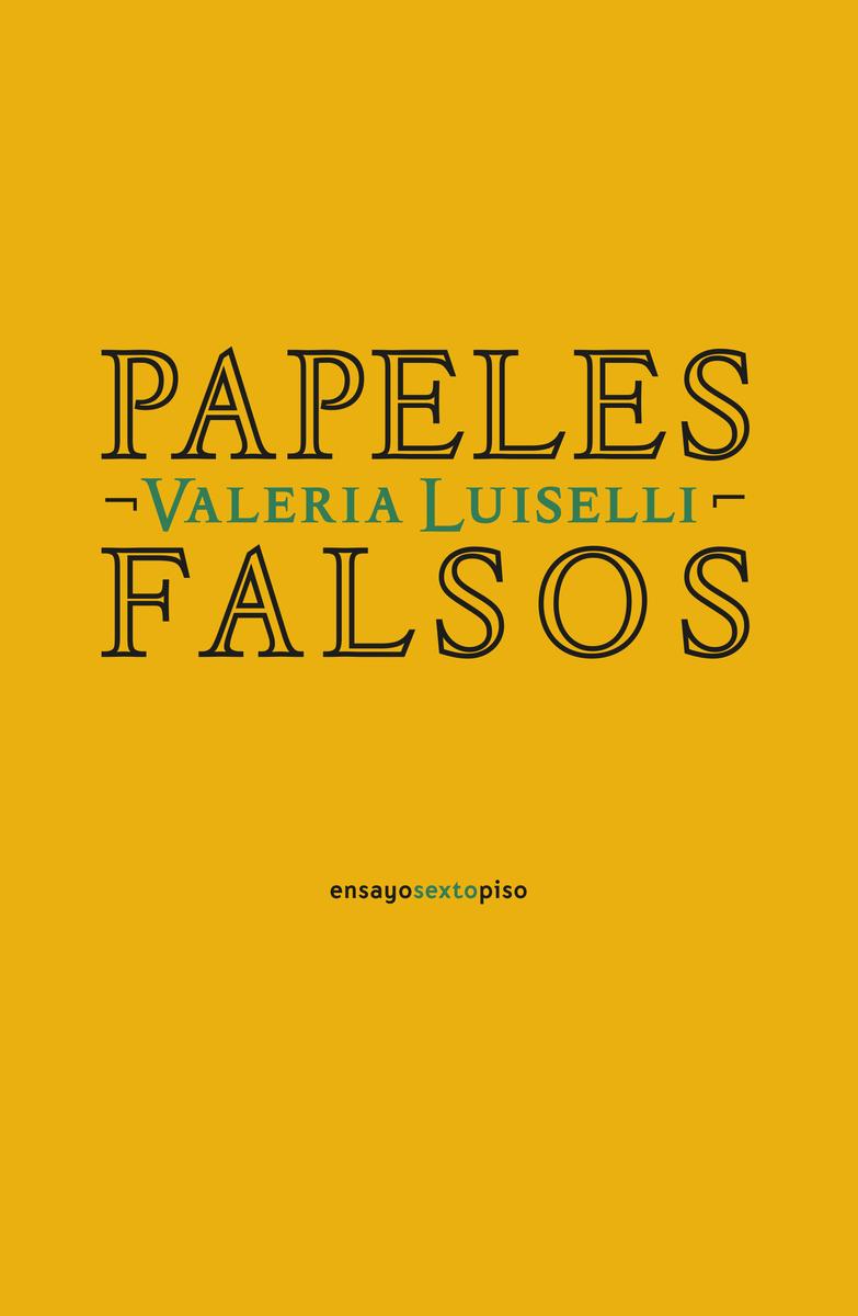 Papeles falsos (Décimo Aniversario): portada