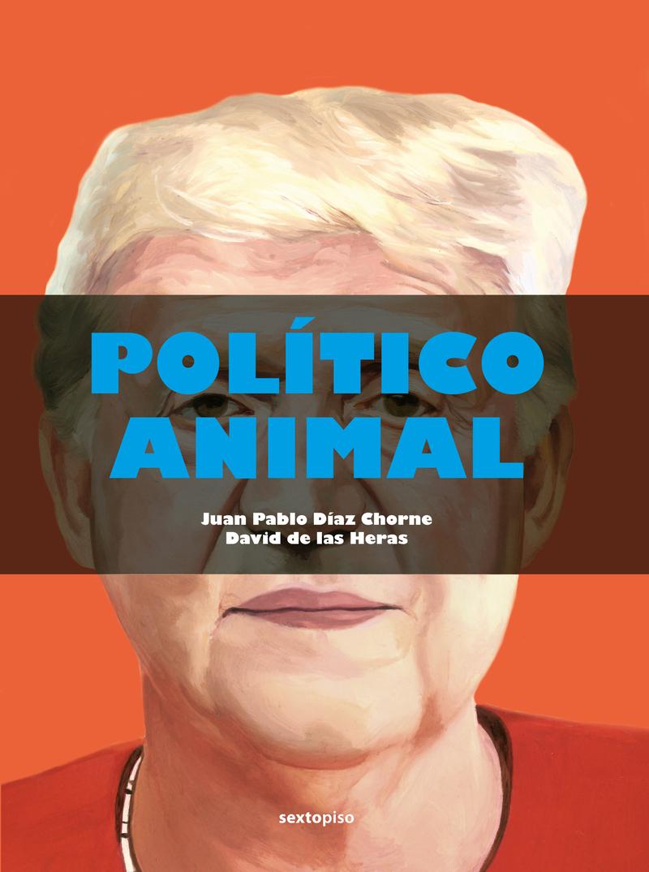 Político animal: portada