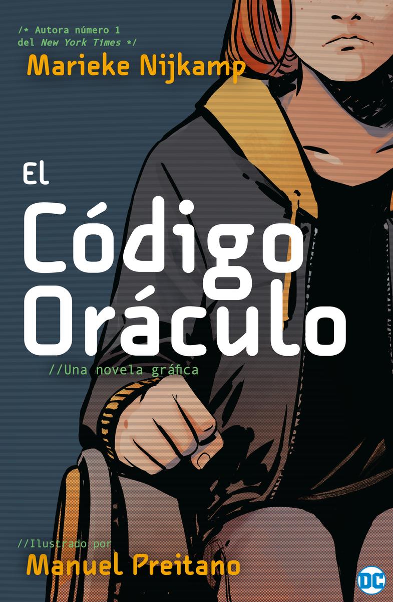 Código Oráculo: portada
