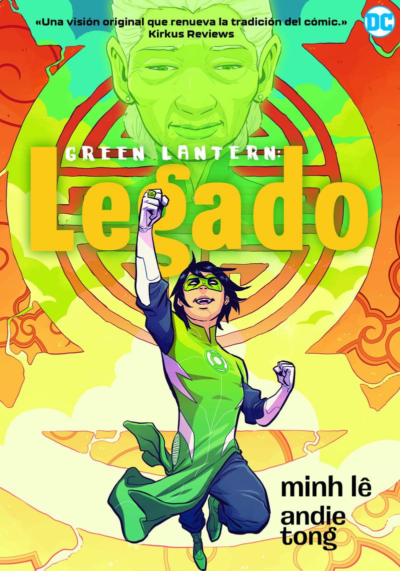 Green Lantern: Legado: portada