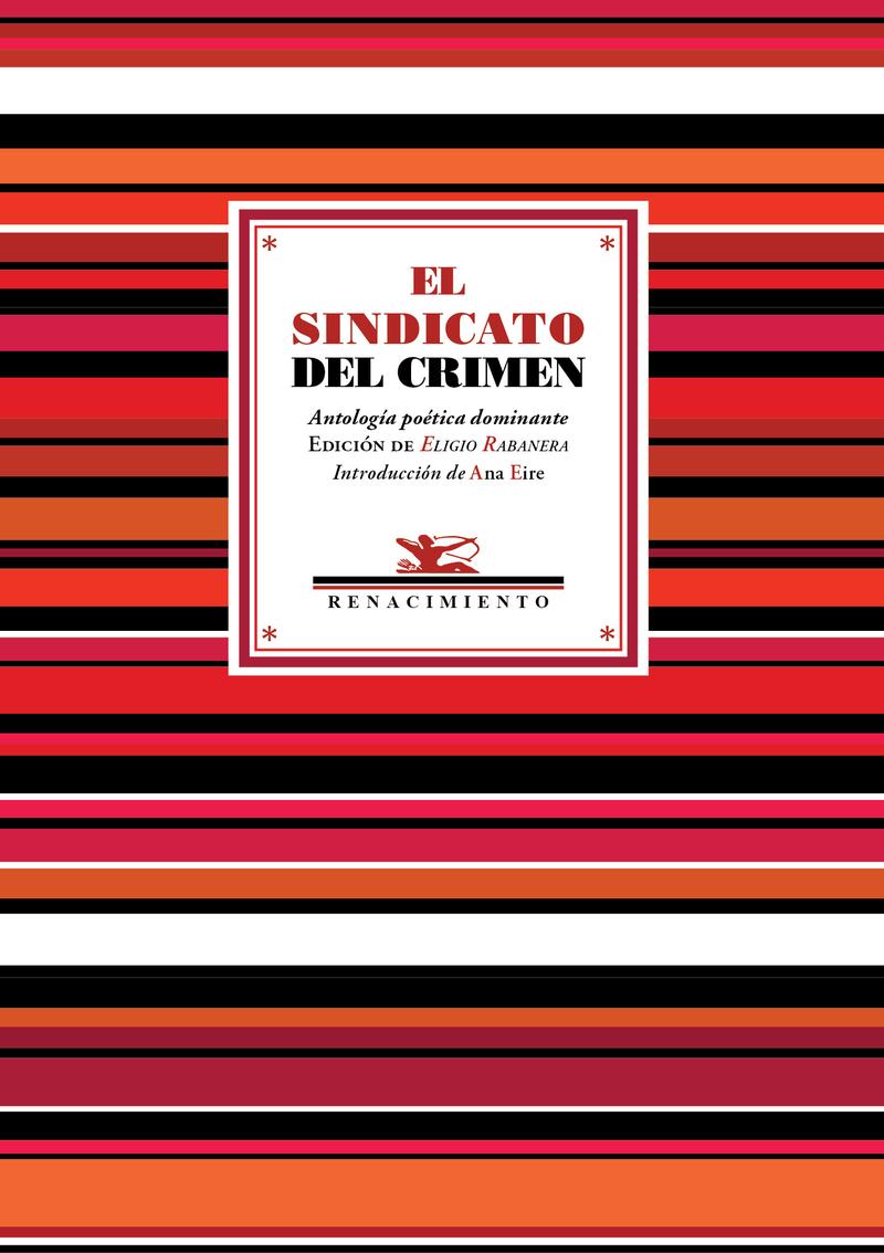 El sindicato del crimen: portada