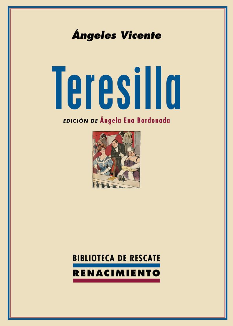 Teresilla: portada