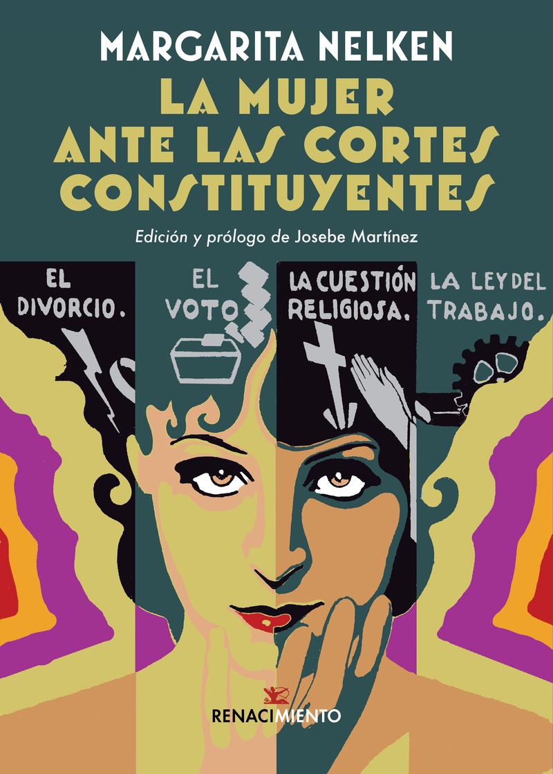 La mujer ante las Cortes Constituyentes: portada