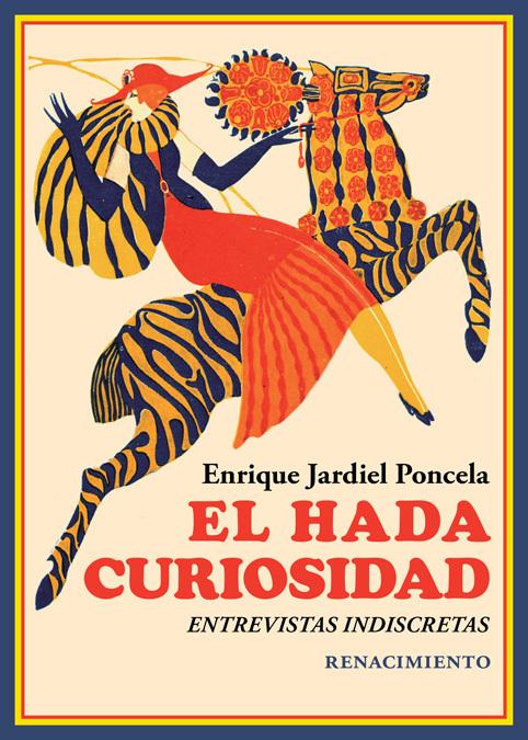 El hada Curiosidad: portada