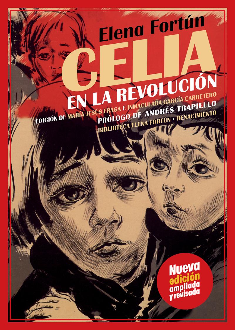 Celia en la revolución (NE): portada