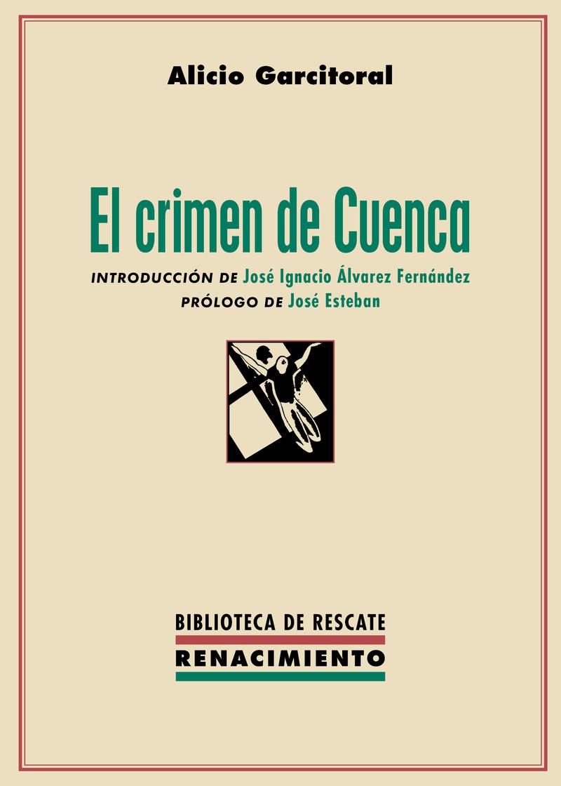 El crimen de Cuenca: portada