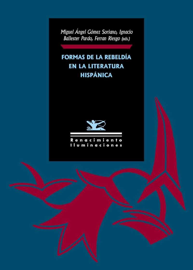 Formas de la rebeldía en la literatura hispánica: portada