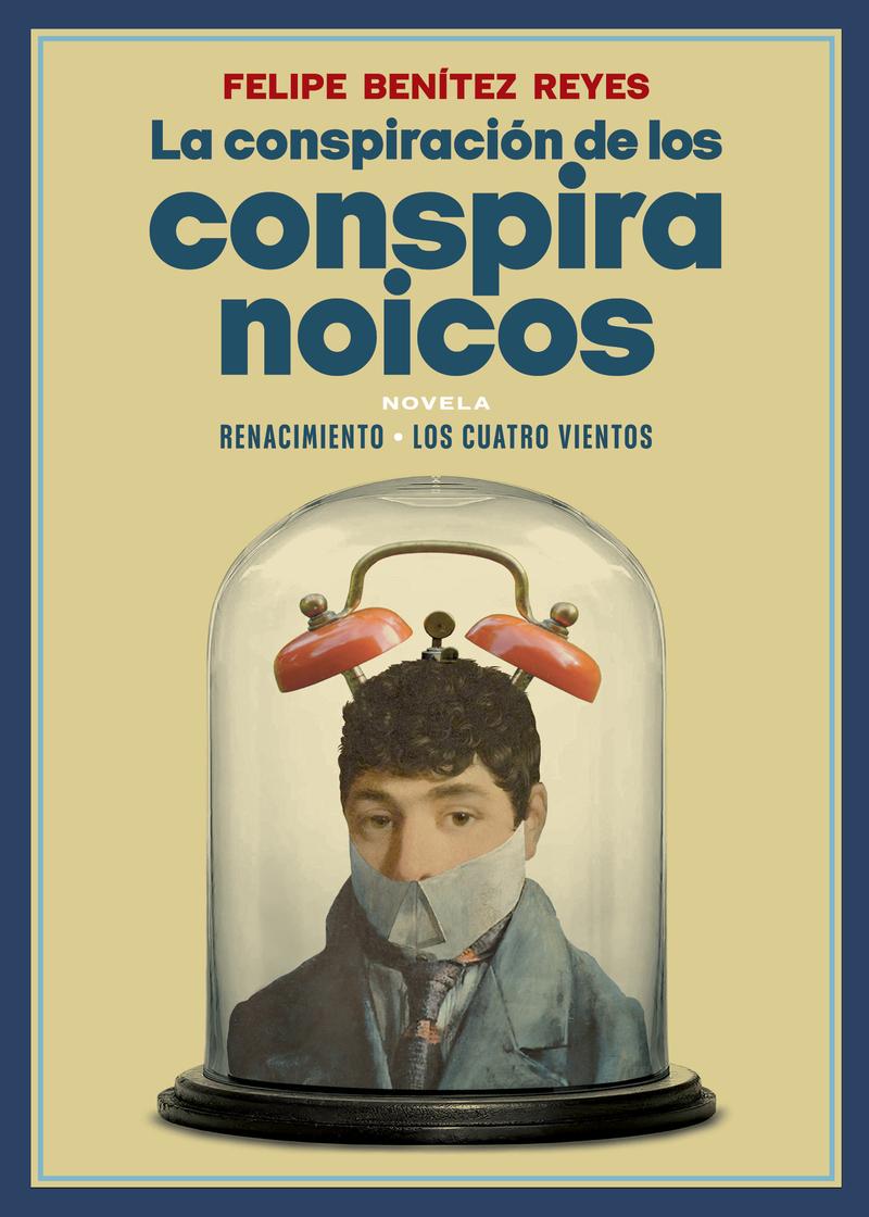La conspiración de los conspiranoicos (3ª ED): portada