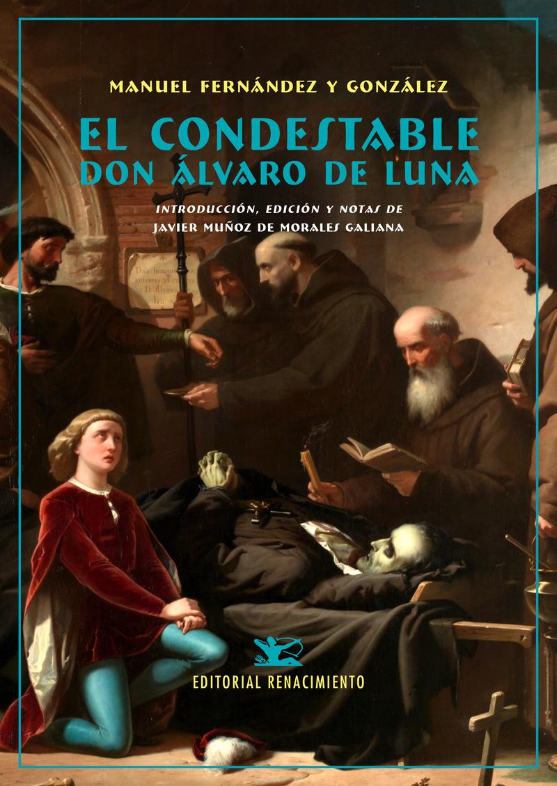 El condestable don Álvaro de Luna: portada
