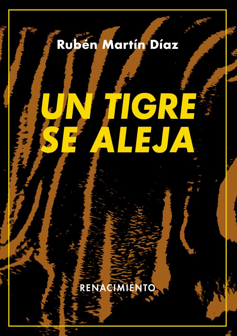 Un tigre se aleja: portada