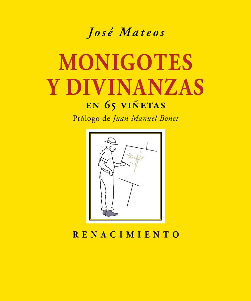 Monigotes y divinanzas: portada