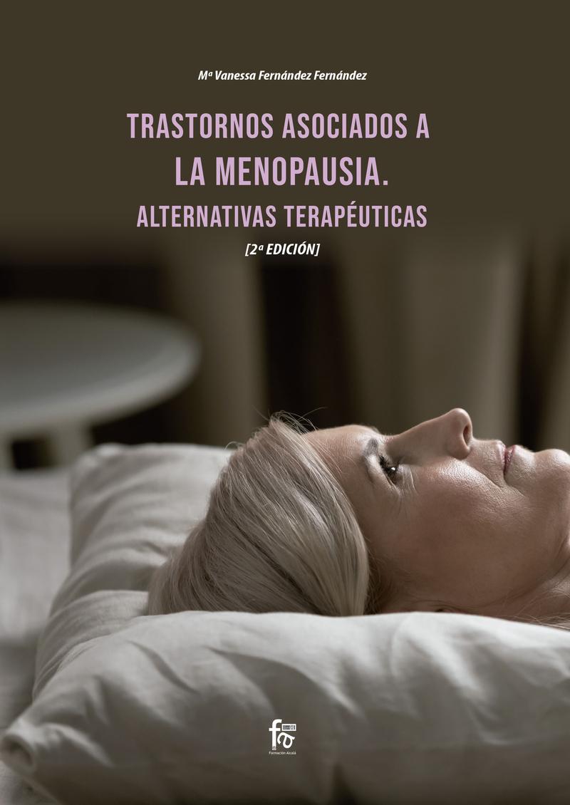 TRASTORNOS ASOCIADOS A LA MENOPAUSIA. ALTERNATIVAS: portada