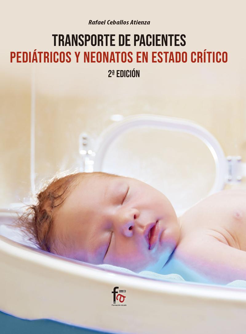 TRANSPORTE DE PACIENTES PEDIÁTRICOS Y NEONATOS: portada