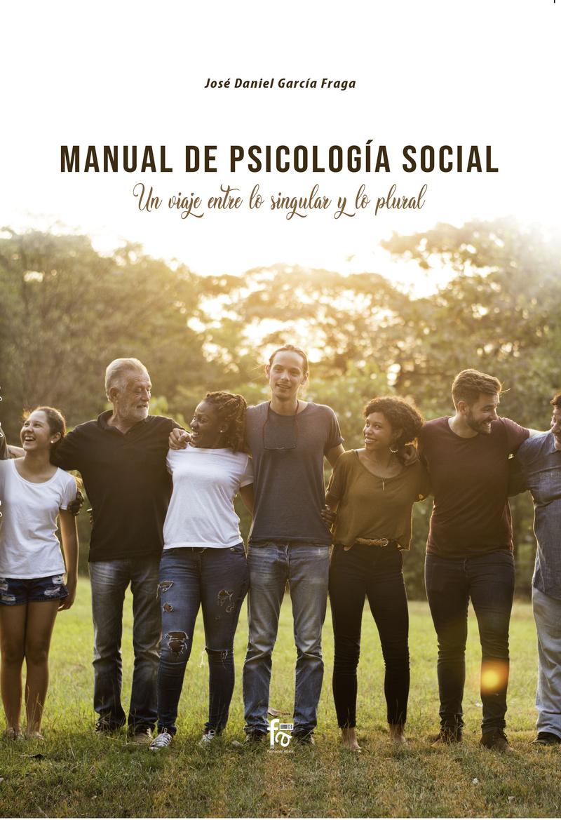 MANUAL DE PSICOLOGÍA  SOCIAL: portada
