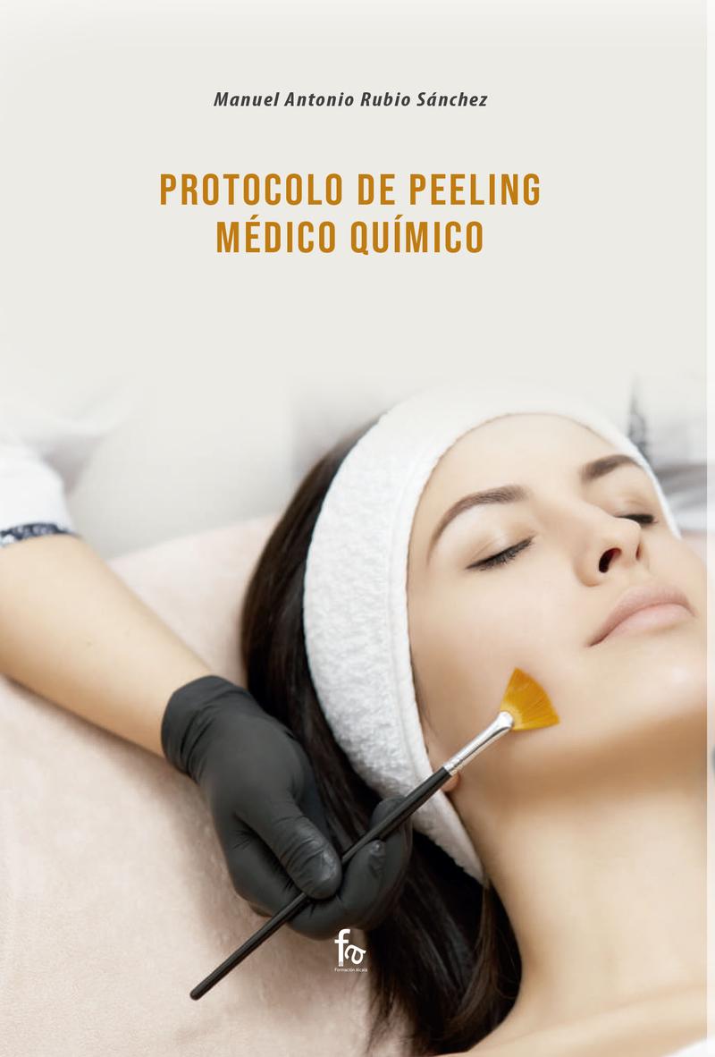 PROTOCOLO DE PEELING MÉDICO QUÍMICO: portada