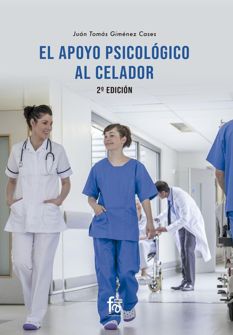El APOYO PSICOLÓGICO DEL CELADOR-2ª edición: portada
