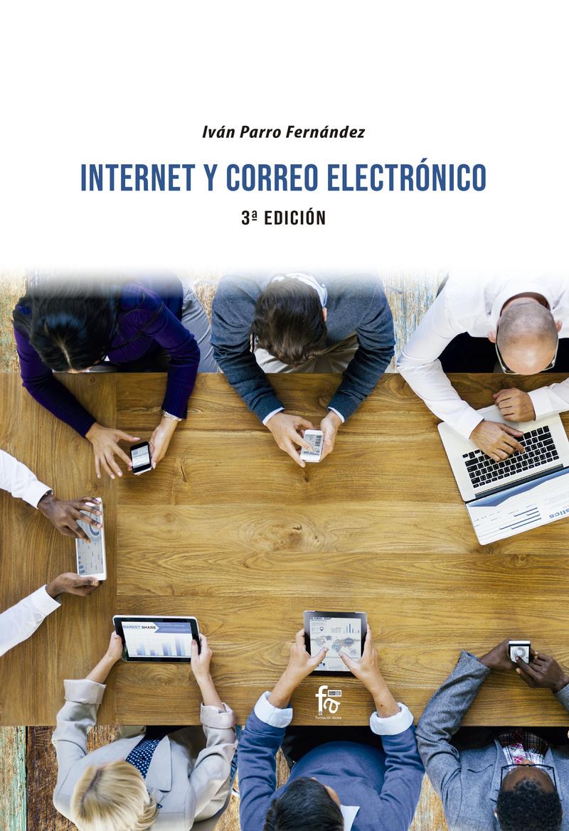 INTERNET Y CORREO ELECTRONICO. 3ª edición: portada