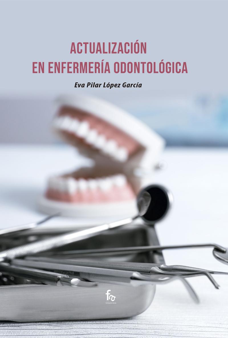 ACTUALIZACIÓN EN ENFERMERIA ODONTOLÓGICA: portada