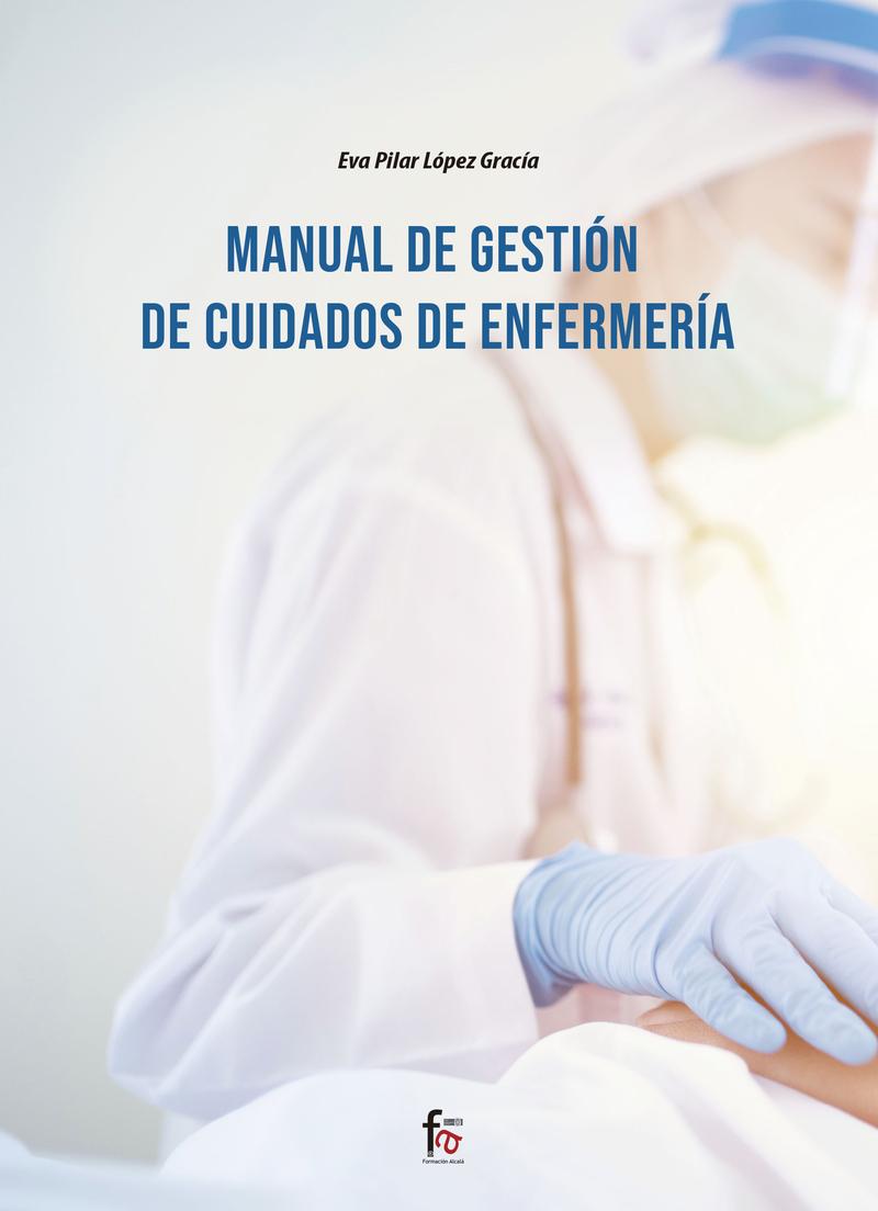 MANUAL DE GESTIÓN DE CUIDADOS DE ENFERMERÍA: portada